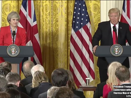 Who is the President of Great Britain?