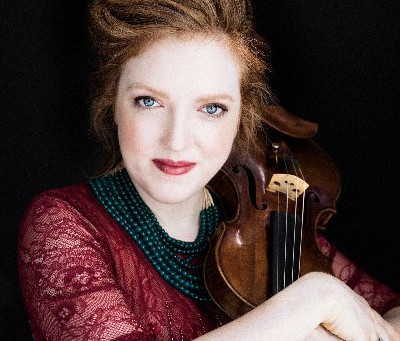 This Friday - Rachel Barton Pine in concert!