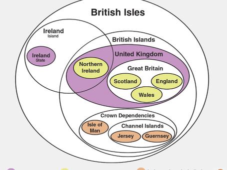 United Kingdom, Great Britain, Europe uh?