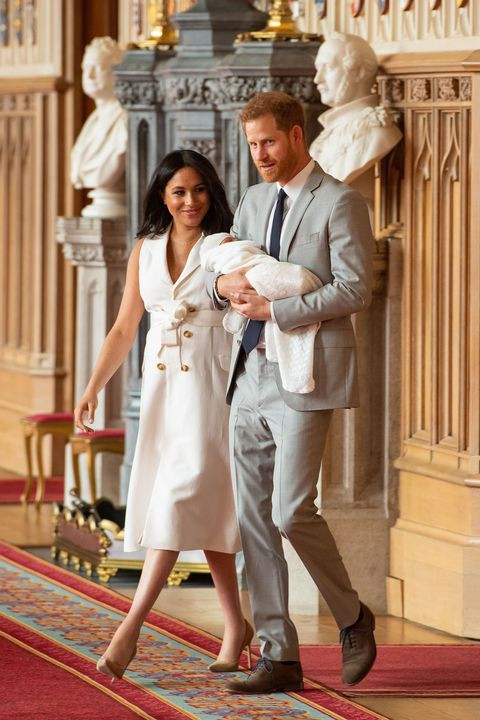 Prince Harry, Meghan and Baby
