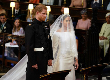 Picture perfect British Royal wedding
