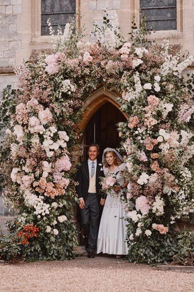 Royal wedding of Princess Beatrice at Windsor