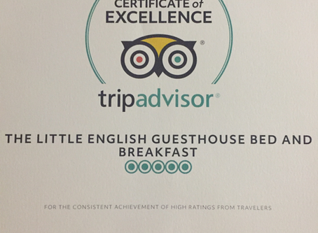 Little English Guesthouse -Excellent!