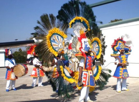 Bahamas Caribbean celebration on Saturday!