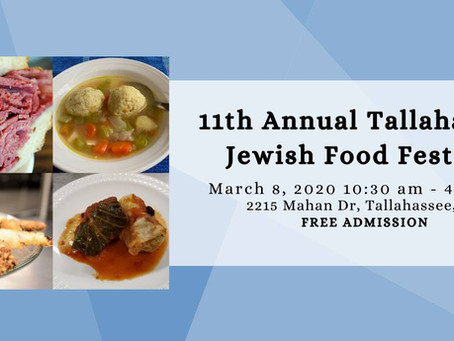 More than Matzo balls at the Jewish Food Festival!
