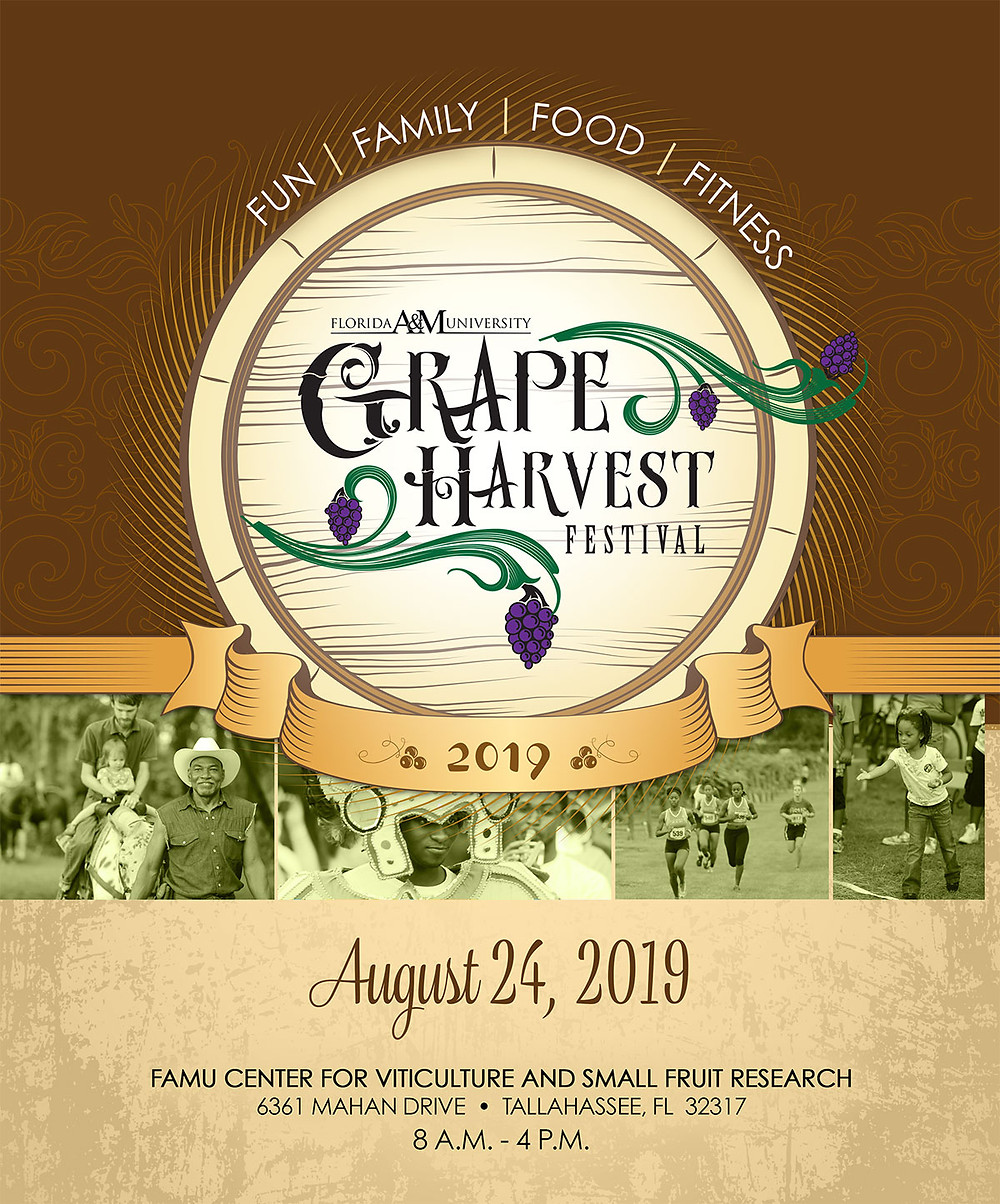 Logo for Grape Harvest Festival