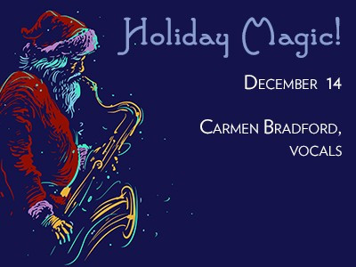 Holiday Magic concert promo
