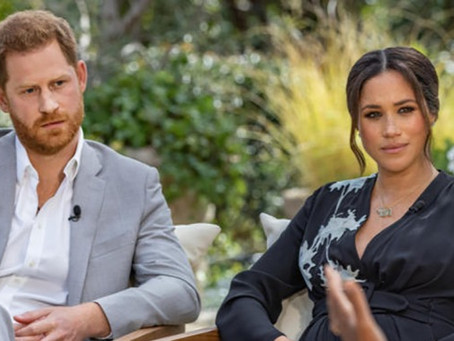 Click here for more Meghan and Harry - LOL