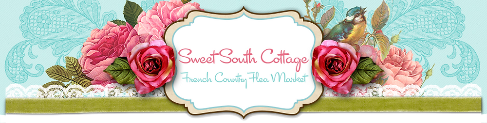 Logo for Sweet South Cottage French Country Market