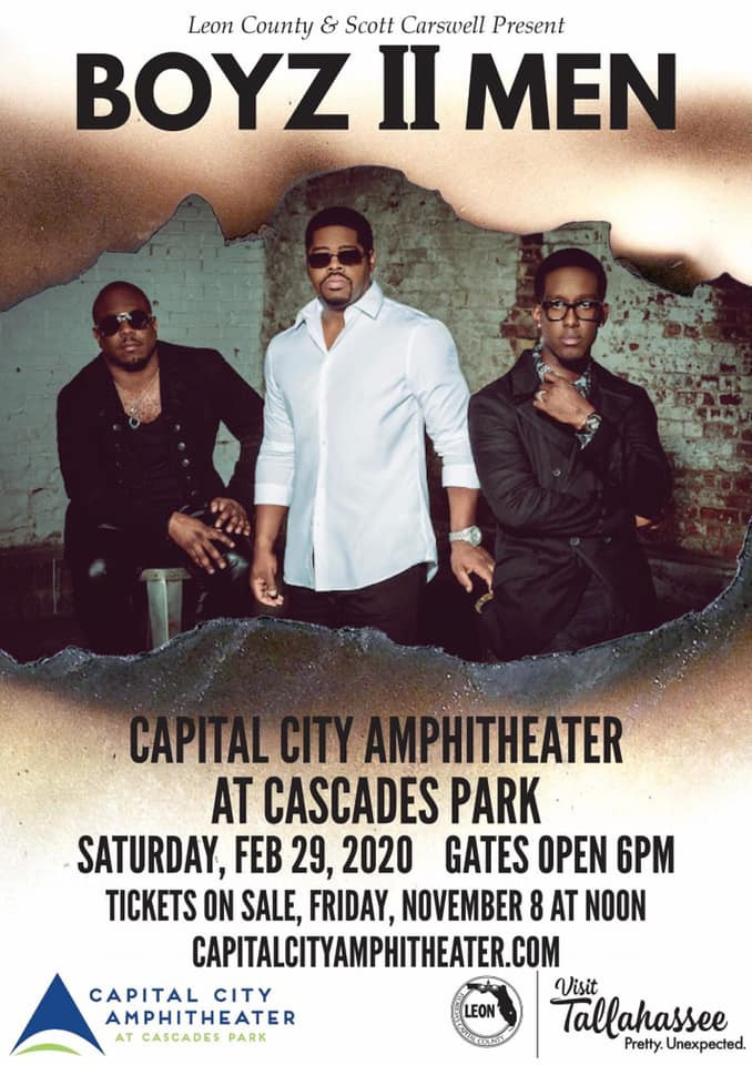 Poster for Boyz II Men