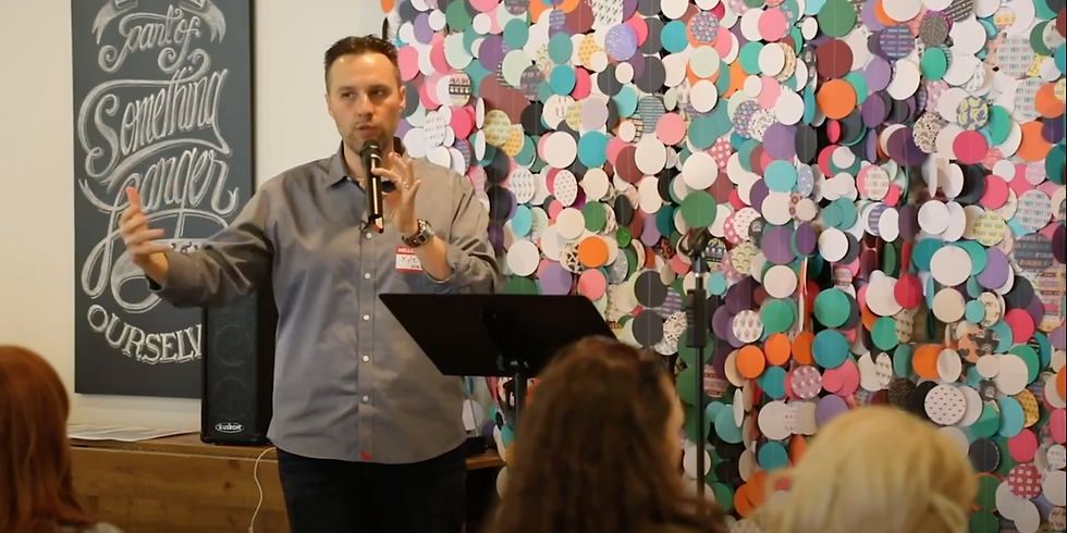 Conflict & Spiritual Formation (Sanctuary Church Online)