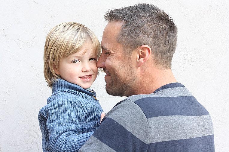 Kyle and Brennan (small) Parenting Legac