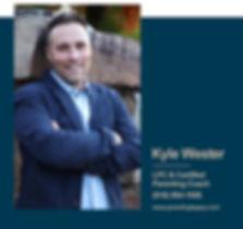 Kyle Wester Portrait - Parenting Legacy.