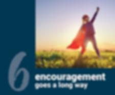 Encouragement Goes a Long Way - Parentin