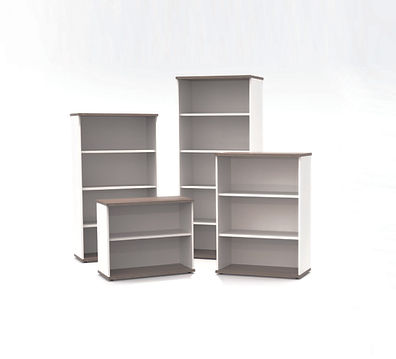 Haywood-wooden-height-adjustable-bookcas