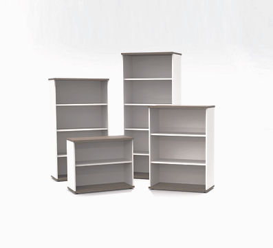 Haywood-wooden-height-adjustable-bookcas