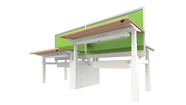 eBench Height Adjustable