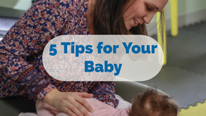 5 Tips for Your Baby from Your Chiropractor