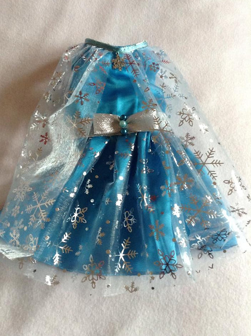 Frozen Snowflake Dress