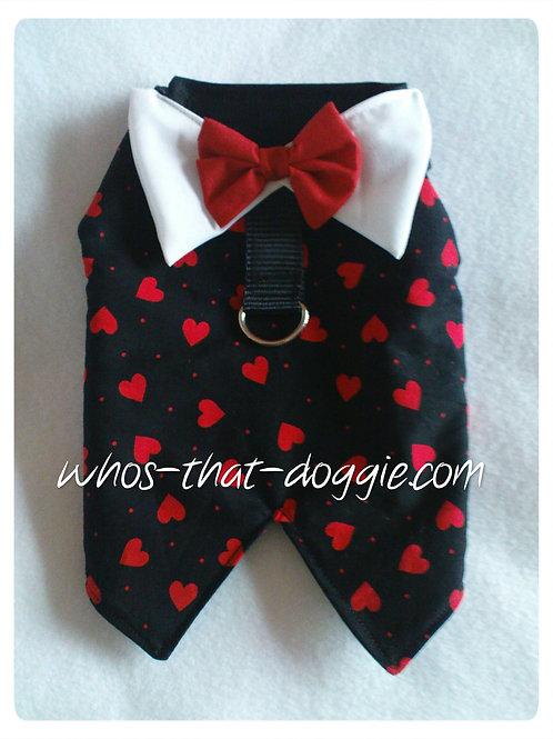 Valentine Tuxedo Harness