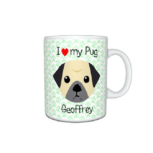 Personalised Dog / Pet Mug