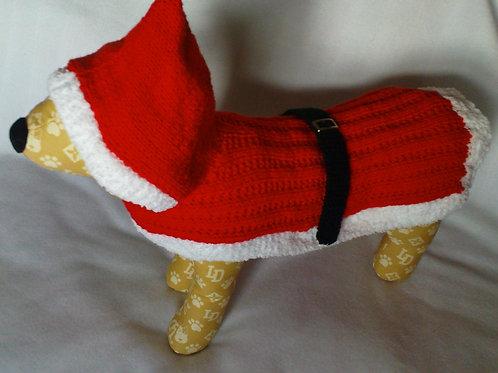 Knitted Santa Jumper