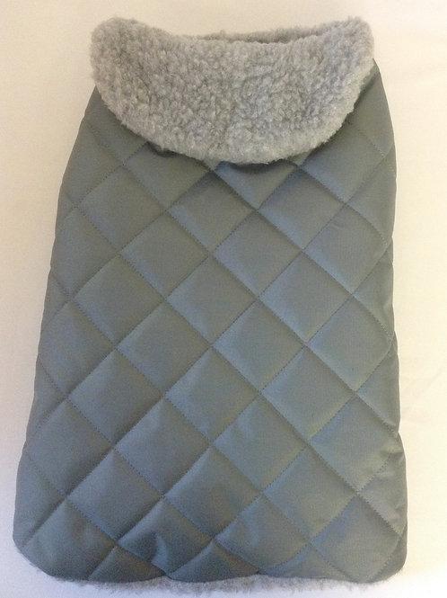 Sage Sherpa Waterproof Coat