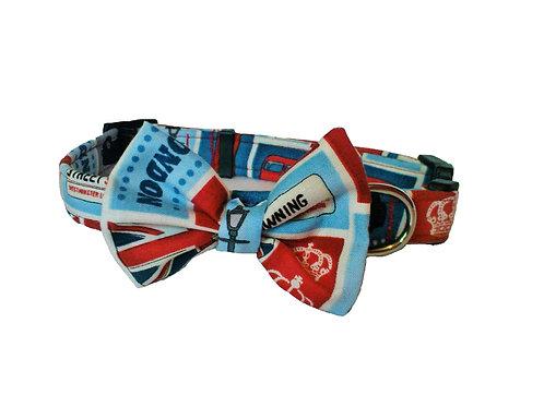 London Bow Collar