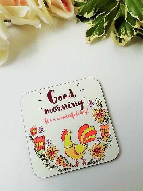Chicken Hen Coaster