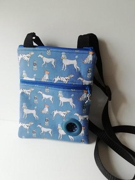 Dog Walking Bag - Dogs!