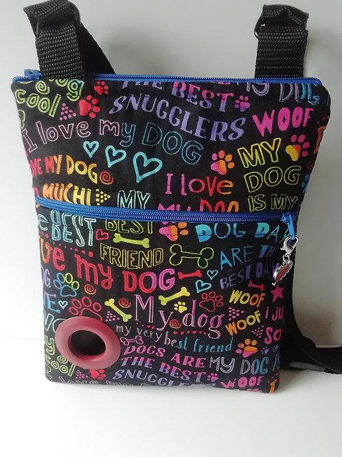 Best Friend Dog Walking Bag