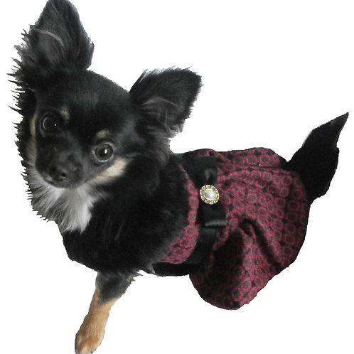 Luxury Wool Dress Coat