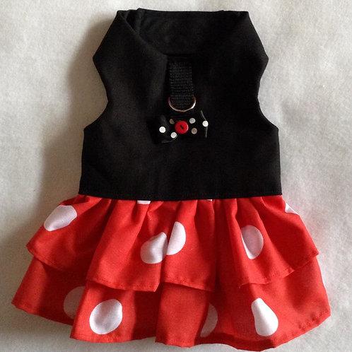 Minnie Harness Dress