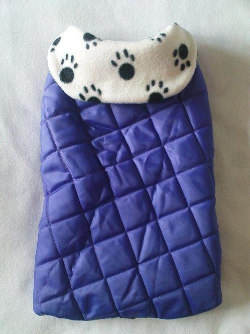Purple Waterproof Coat
