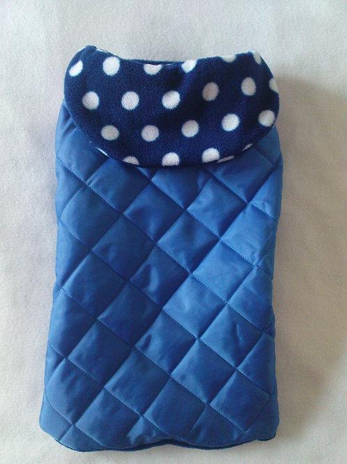 Blue Waterproof Coat