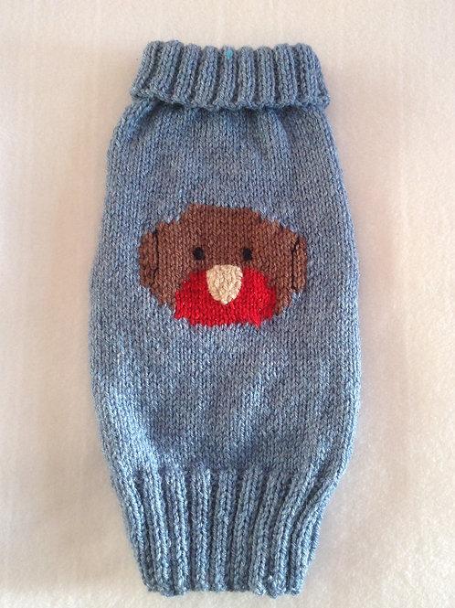 Robin Knitted Jumper