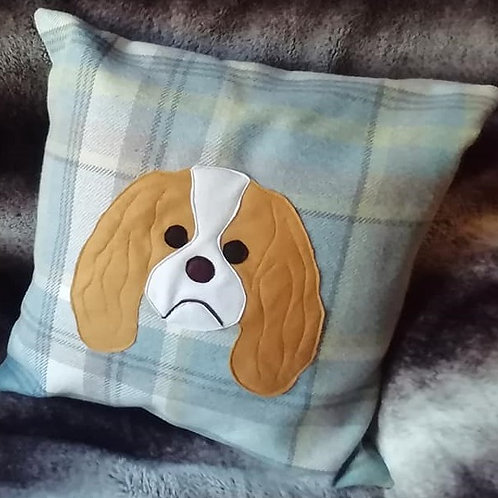King Charles Spaniel Cushion