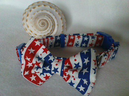 USA Bow Collar