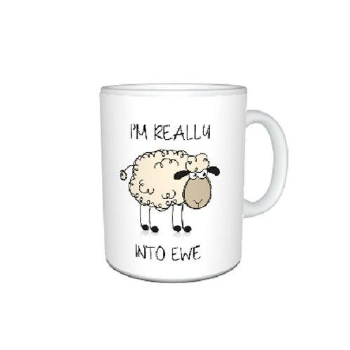 Into Ewe Mug