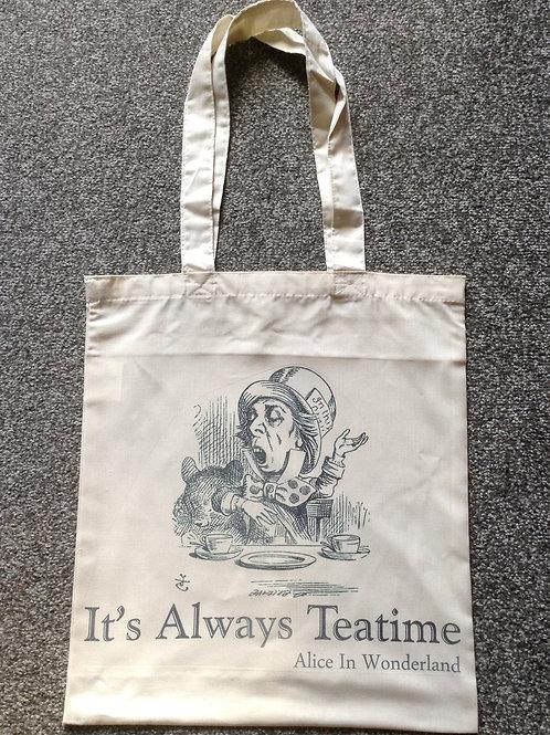 Always Teatime Tote Bag