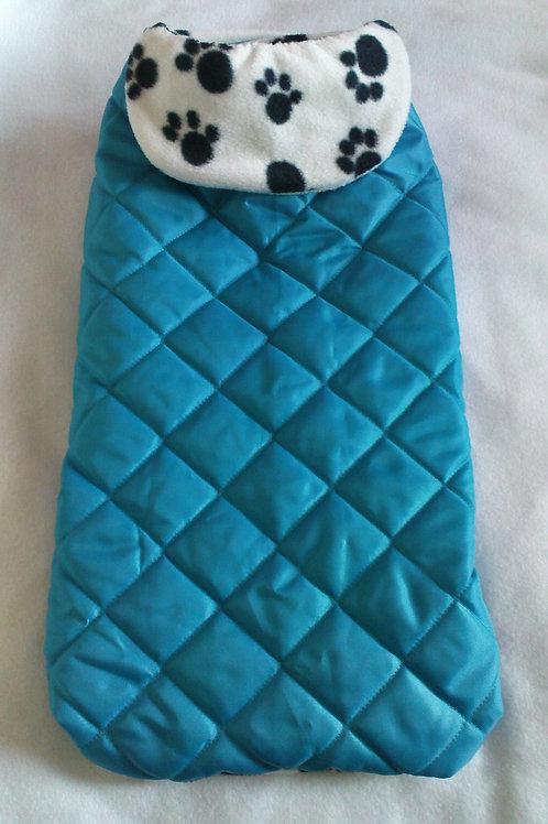 Turquoise Waterproof Coat