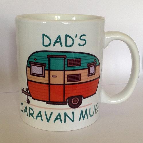 Dad's Caravan Mug