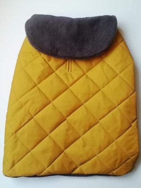 Mustard Waterproof Coat