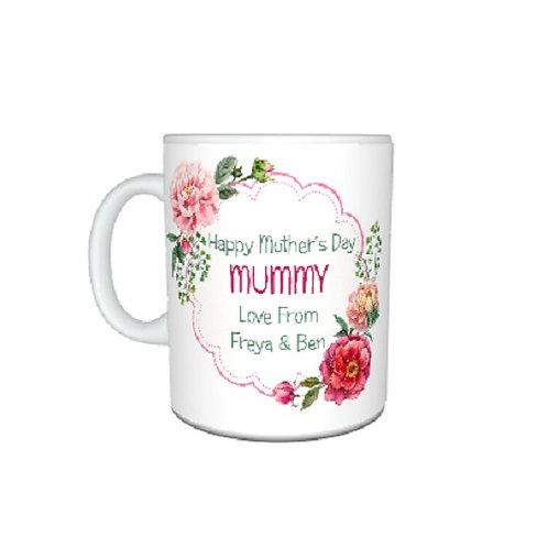 Pretty Mum Mug