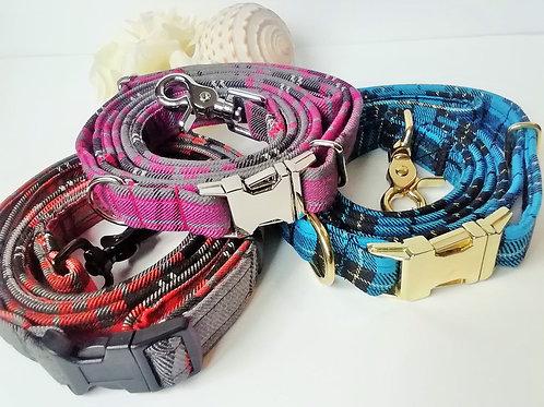 Tartan Plaid Collars