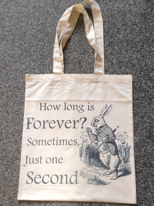 How Long Is Forever Tote Bag