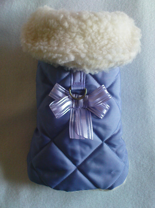 Lilac Waterproof with Bow