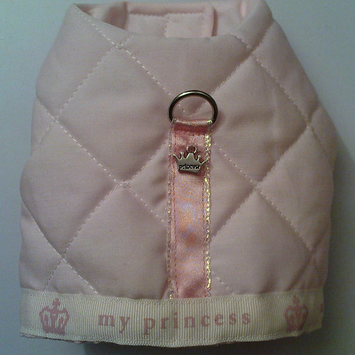 Pink Princess Quilted