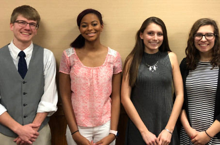 Students of the Month - Winter Quarter