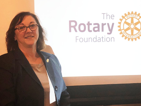 Diane Donaher - The Rotary Foundation